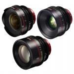 Фото - Canon Комплект объективов Canon EF Primes Bundle 14/24/135 (M)