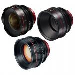 Фото - Canon Комплект объективов Canon EF Primes Bundle 14/50/85 (M)