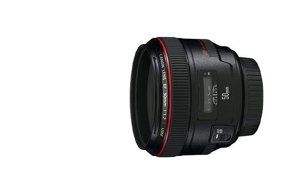 Купить - Canon Canon EF 50mm f/1.2L USM (Официальная гарантия) + Ваучер в Irista 50GB