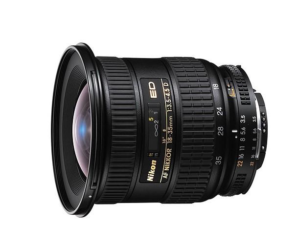 Купить -  Nikon  AF Zoom-NIKKOR 18-35mm f/3.5-4.5D IF-ED