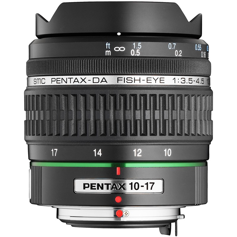 Купить - Pentax Pentax SMC Fish Eye DA 10-17mm f/3.5-4.5 ED (IF) (Официальная гарантия)