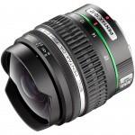 Фото Pentax Pentax SMC Fish Eye DA 10-17mm f/3.5-4.5 ED (IF) (Официальная гарантия)