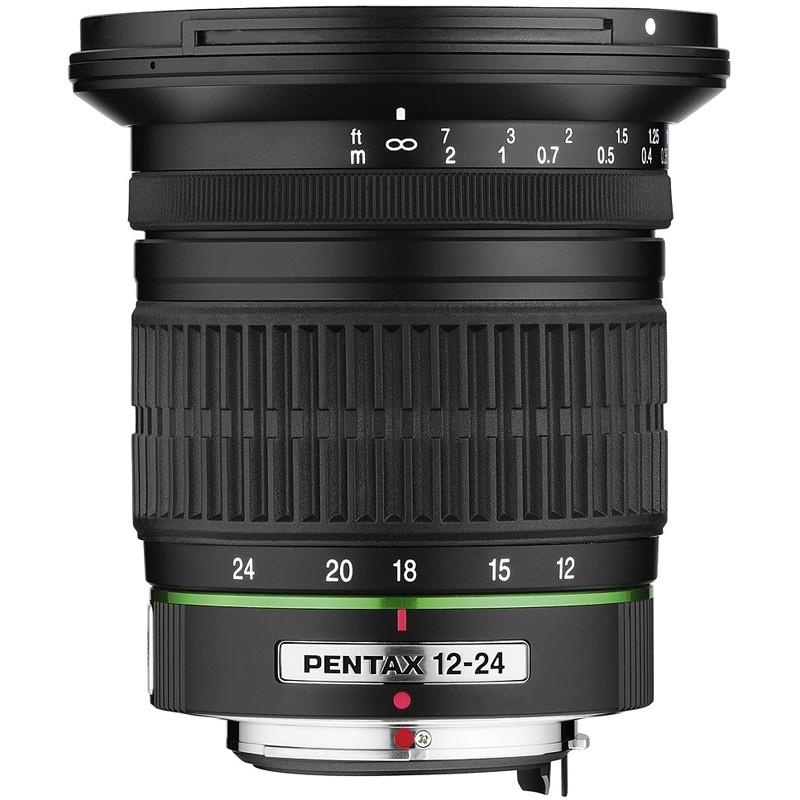 Купить - Pentax Pentax SMC DA 12-24mm f/4 ED AL IF (Официальная гарантия)