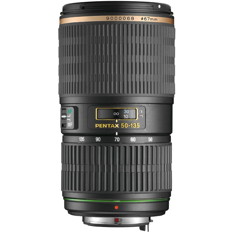 Купить - Pentax Pentax SMC DA* 50-135mm f/2.8 ED [IF] SDM (Официальная гарантия)
