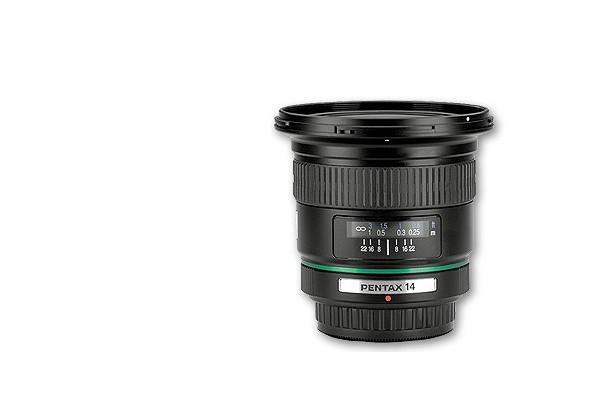 Купить -  Pentax SMC DA 14mm f/2.8 ED (IF)  (Официальная гарантия)