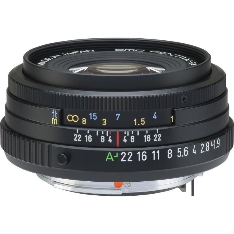 Купить - Pentax Pentax SMC FA 43mm f/1.9 Limited Black (Официальная гарантия)