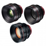 Фото - Canon Комплект объективов Canon EF Primes Bundle 24/50/85 (M)