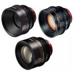 Фото - Canon Комплект объективов Canon EF Primes Bundle 50/85/135 (M)