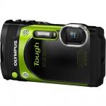 Фото - Olympus STYLUS TG-870 Green (Waterproof - 15m; Wi-Fi; GPS) (V104200EE000)