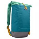 Фото - Case Logic Backpack CASE LOGIC Larimer Rolltop LARI114 (Hudson) (LARI114HDN)
