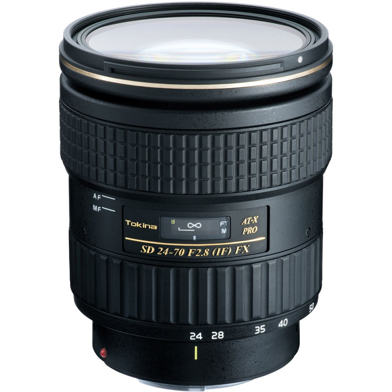 Купить - Tokina Tokina AT-X 24-70mm f/2.8 PRO FX (Canon)
