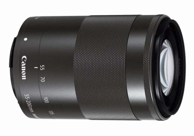 Купить - Canon Canon EF-M 55-200 4.5-6.3 IS STM (9517B005AA) + Ваучер в Irista 50GB