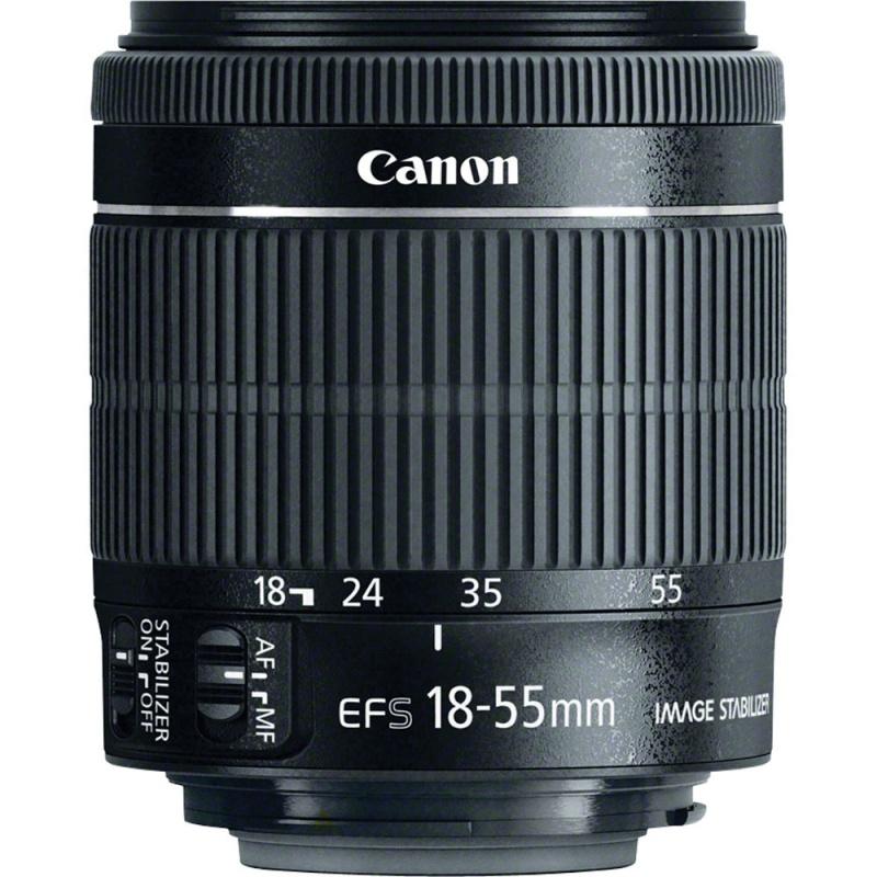 Купить - Canon Canon EF-S 18-55mm f/3.5-5.6 IS STM