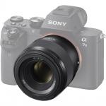 Фото Sony Объектив Sony 50mm, f/1.8 для камер NEX FF (SEL50F18F.SYX)
