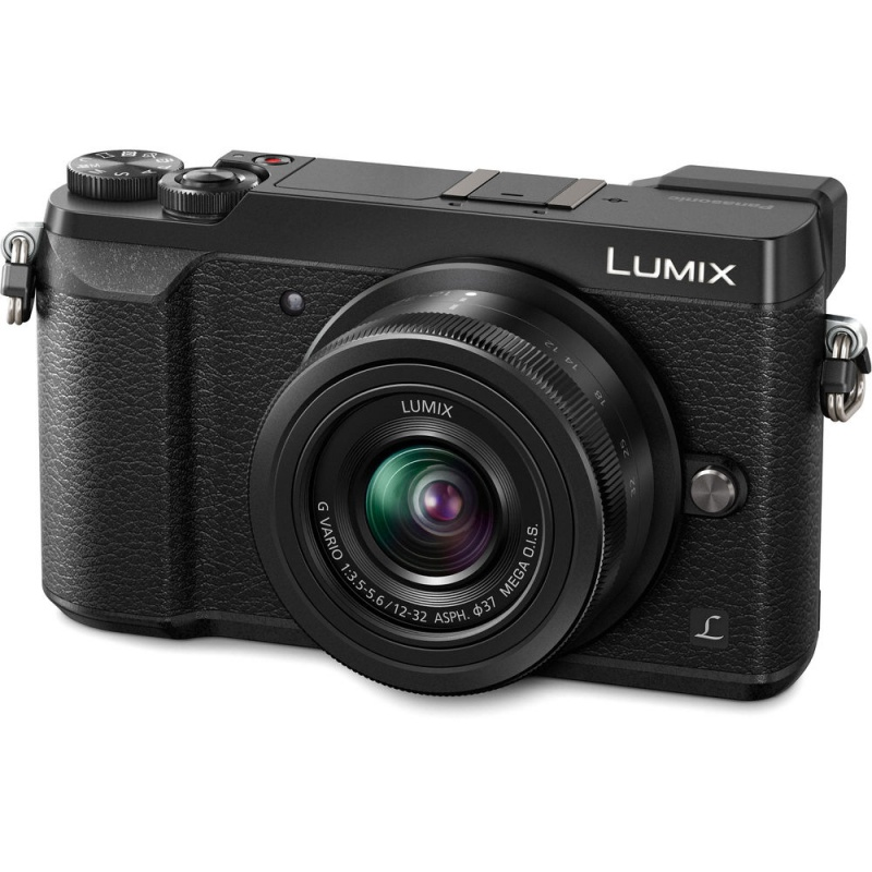 Купить - Panasonic Panasonic Lumix DMC-GX80 Kit 12-32mm Black (DMC-GX80KEE-K)