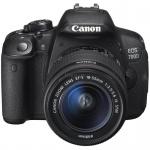 Фото - Canon  Canon EOS 700D + объектив 18-55 STM + объектив 55-250mm STM (8596B087)