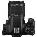 Фото Canon  Canon EOS 700D + объектив 18-55 STM + объектив 55-250mm STM (8596B087)