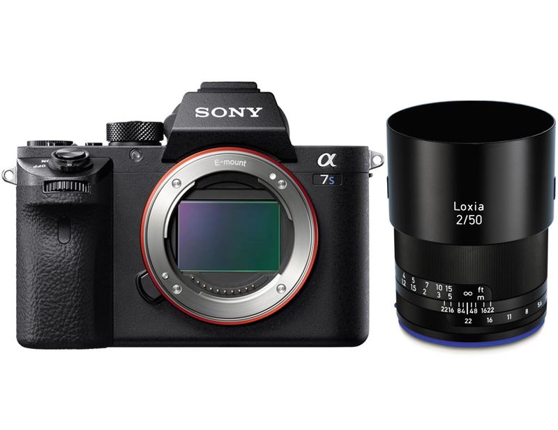 Купить - Sony Sony Alpha A7S M2 Body + объектив ZEISS Loxia 2/50 E