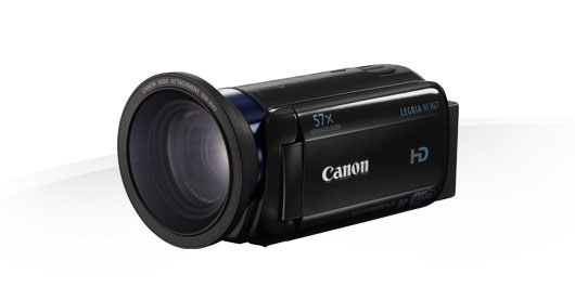 Купить -  Canon LEGRIA HF R67 (0279C016AA)