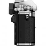 Фото Olympus OLYMPUS E-M10 mark II Body серебристый (V207050SE000)