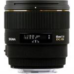 Фото - Sigma SIGMA AF 85/1,4 EX DG HSM Nikon (320955)