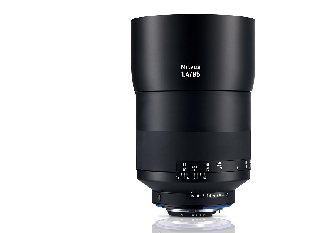 Купить - ZEISS  ZEISS Milvus 1.4/85 ZF.2 - объектив с байонетом Nikon