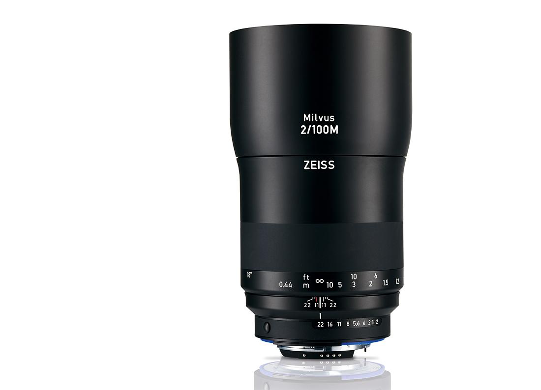Купить - ZEISS  ZEISS Milvus 2/100M ZF.2 - объектив с байонетом Nikon