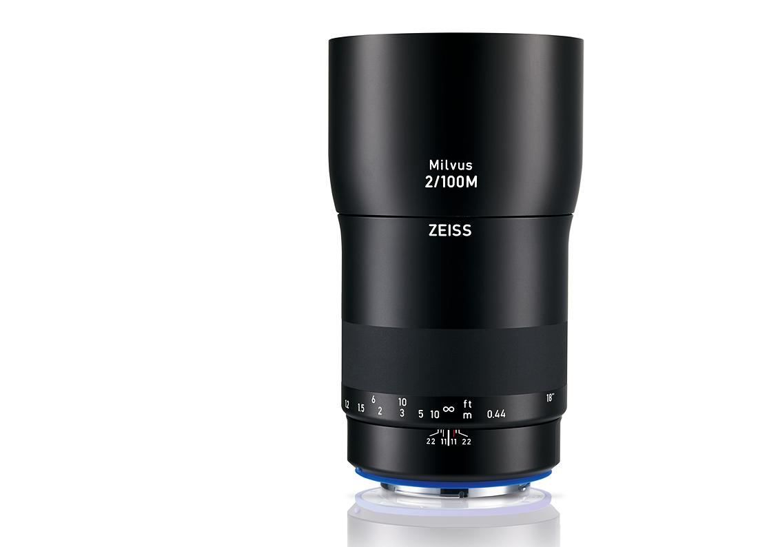 Купить - ZEISS  ZEISS Milvus 2/100M ZE - объектив с байонетом Canon