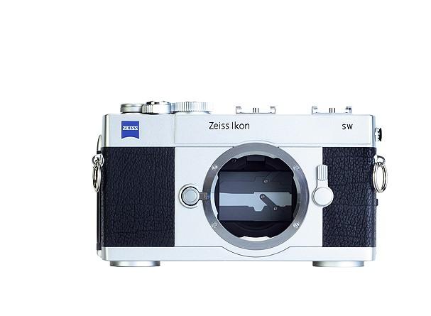 Купить - ZEISS  ZEISS Ikon SW Camera (Silver) - шкальная Super Wide фотокамера