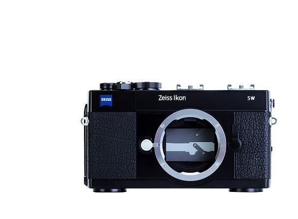 Купить - ZEISS  ZEISS Ikon SW Camera (Black) - шкальная Super Wide фотокамера