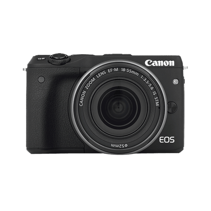 Купить - Canon Canon EOS M3 + EF-M 15-45mm IS Bk (Официальная гарантия)