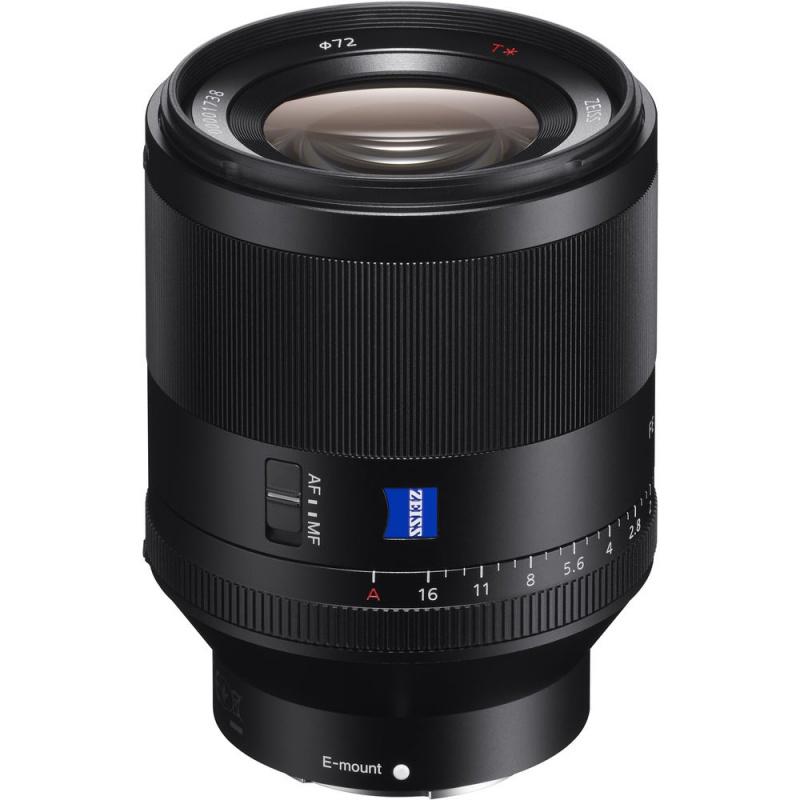 Купить - Sony Sony 50mm f/1.4 ZEISS для камер NEX FF (SEL50F14Z.SYX)