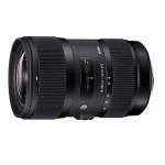 Фото - Sigma Объектив SIGMA AF 18-35/1,8 DC HSM Nikon