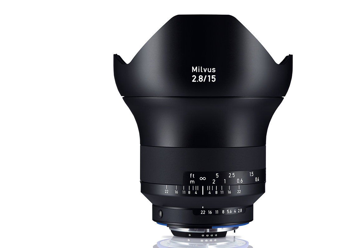 Купить - ZEISS  ZEISS Milvus 2.8/15 ZF.2 - объектив с байонетом Nikon