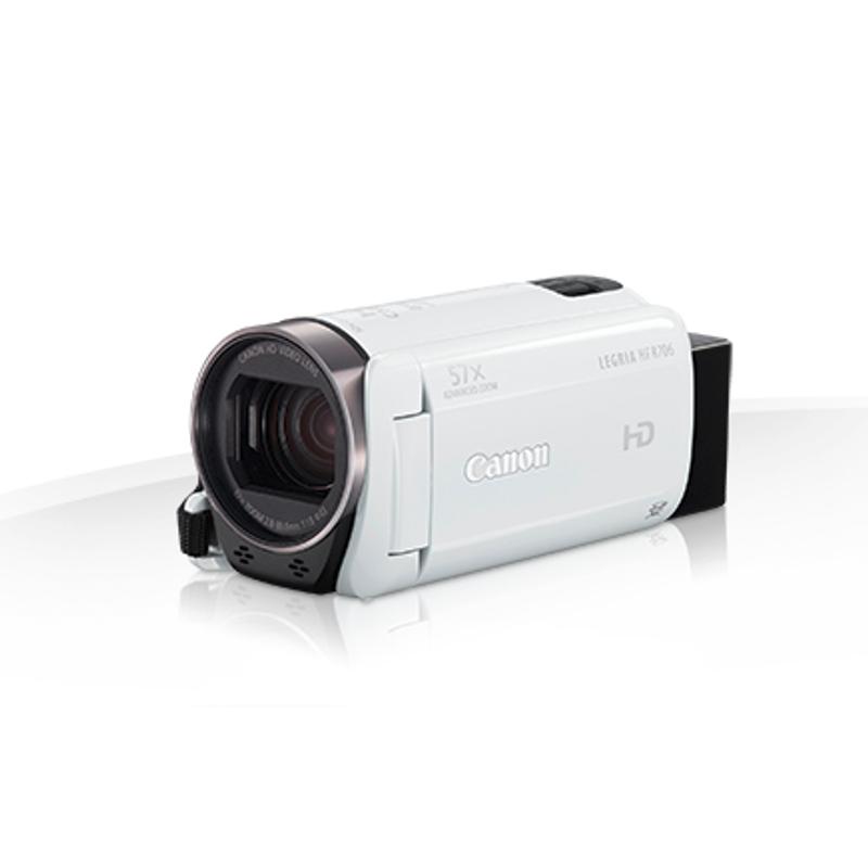Купить - Canon Canon LEGRIA HF R706 White + аккумулятор BP-727 в подарок !!!