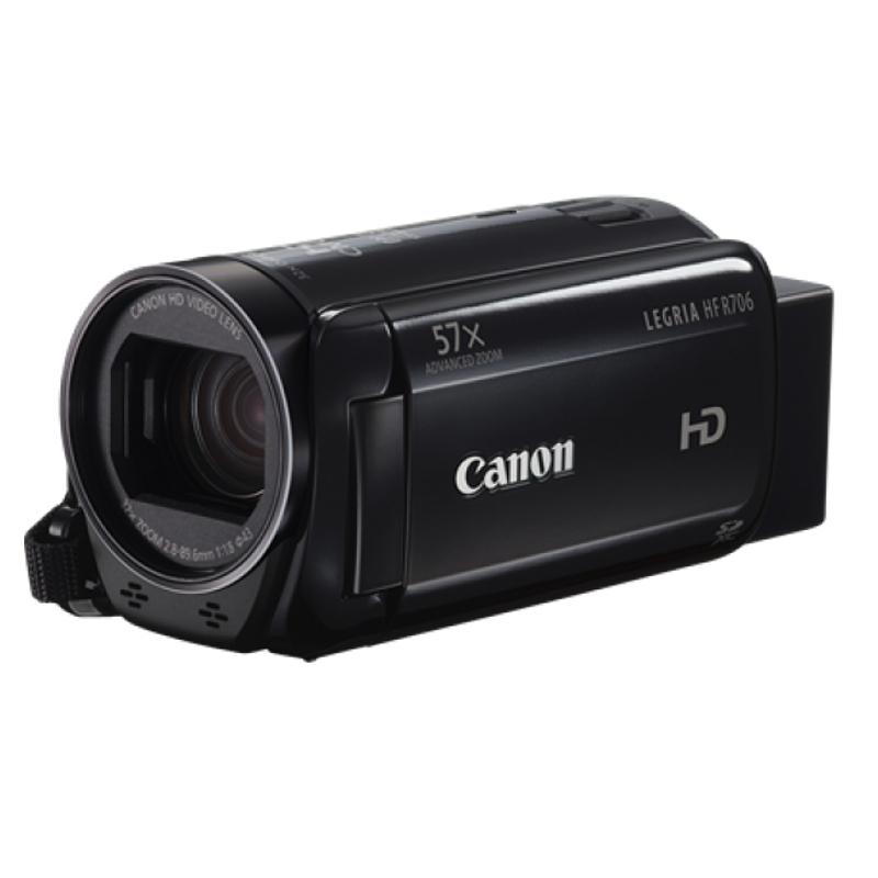 Купить - Canon Canon LEGRIA HF R706 Black + аккумулятор BP-727 в подарок !!!