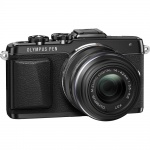Фото - Olympus OLYMPUS E-PL7 KIT (14-42mm) BLACK/BLACK