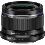 Фото - Olympus Olympus ES-M 25mm 1:1.8 Black (Официальная гарантия) (V311060BE000/ V311060BW00)