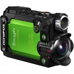 Фото -  Olympus Tough TG-Tracker Green (V104180EE000)