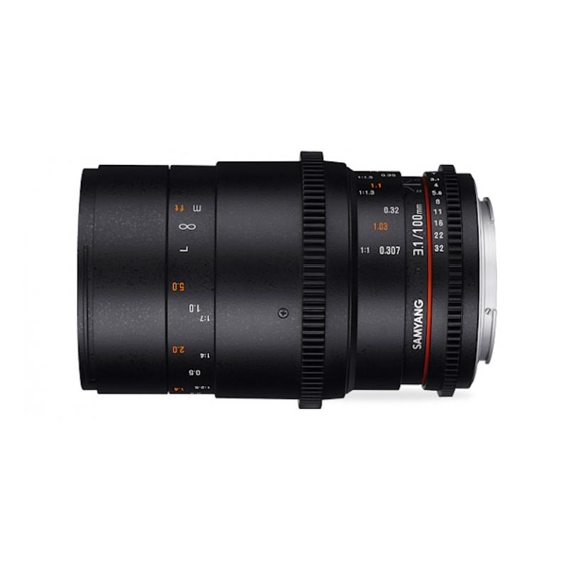 Купить - Samyang Samyang 100mm T3.1 ED UMC MACRO VDSLR (Nikon F)