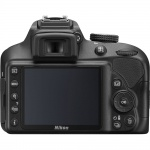 Фото Nikon Nikon D3400 + AF-P 18-55VR KIT Black (VBA490K001) Официальная гарантия !!!