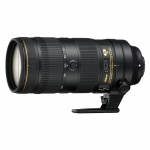 Фото - Nikon Nikon 70-200mm f/2.8E FL ED AF-S VR (JAA830DA)