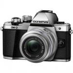 Фото - Olympus Olympus E-M10 mark II Pancake Double Zoom 14-42+40-150 Kit S/S/B (V207053SE000)