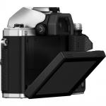 Фото Olympus Olympus E-M10 mark II Pancake Double Zoom 14-42+40-150 Kit S/S/B (V207053SE000)