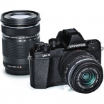 Фото - Olympus E-M10 mark II Pancake Double Zoom 14-42+40-150 Kit B/B/B (V207053BE000)
