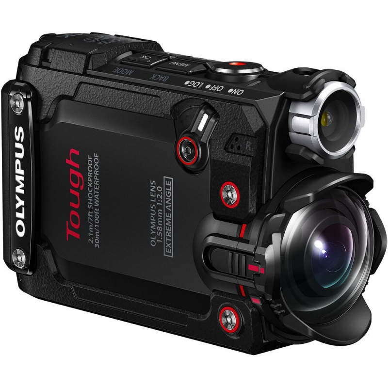 Купить - Olympus Olympus Tough TG-Tracker Black (V104180BE000)