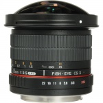 Фото - Samyang Samyang 8mm f/3.5 AS IF UMC Fish-eye CS II Canon EF