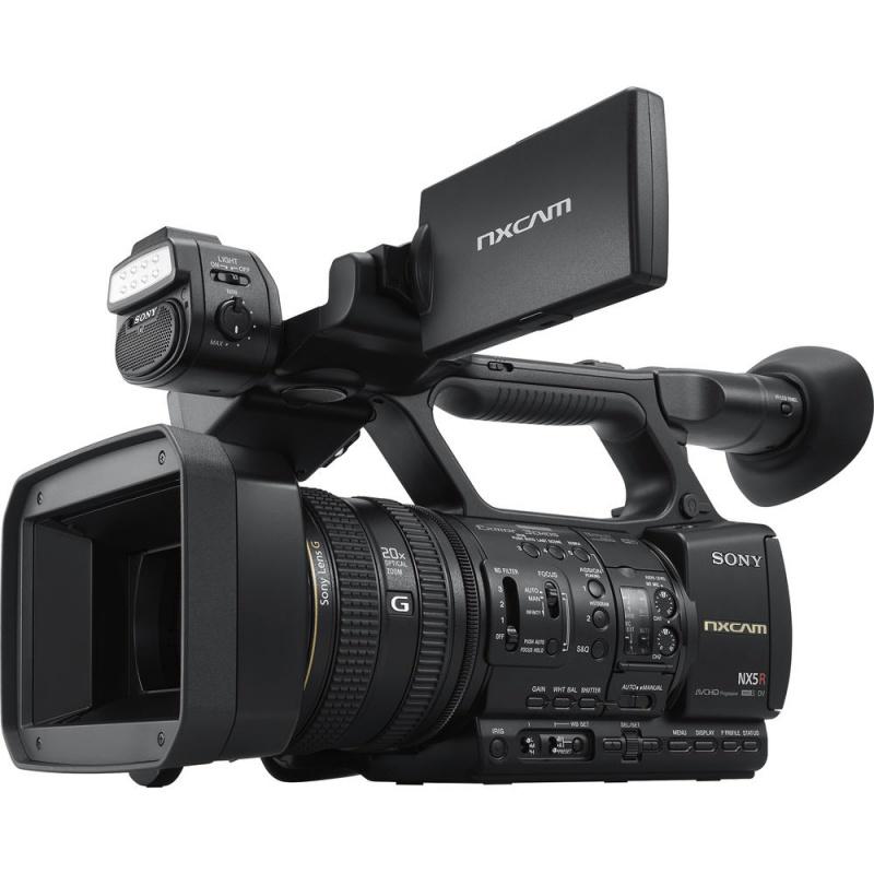 Купить - Sony Sony HXR-NX5R + ECM-XM1
