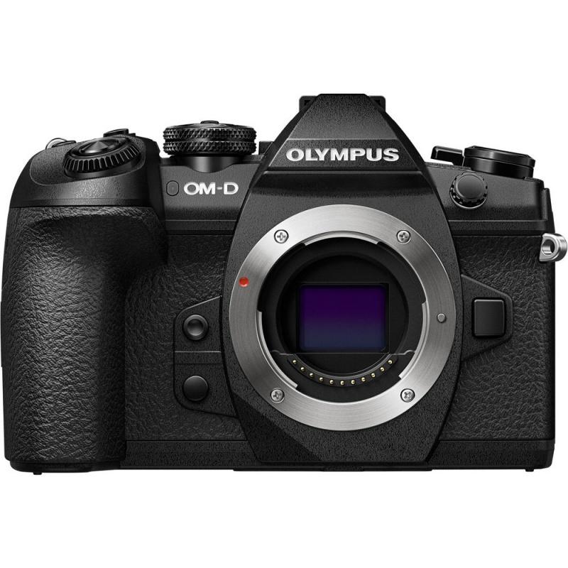 Купить - Olympus Olympus OM-D E-M1 Mark II Body Black