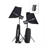 Фото -  STYLE 500 BX-Ri комплект с сумкой (вспышка -2, софт -2, синхрокабель -1) (20751)